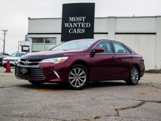 Used 2017 Toyota Camry HYBRID XLE | HYBRID | NAV | LEATHER | BLIND SPOT for sale in Kitchener, ON