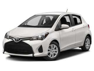 Used 2015 Toyota Yaris LE for sale in Ancaster, ON