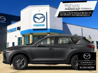 New 2021 Mazda CX-5 GS -  Power Liftgate -  Heated Seats for sale in Steinbach, MB
