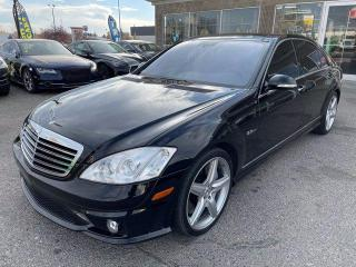 Used 2008 Mercedes-Benz S-Class 6.2L AMG MASSAGE NIGHT VISION for sale in Calgary, AB