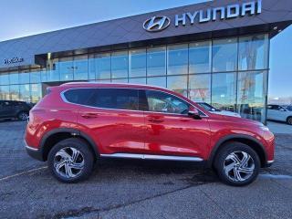 New 2022 Hyundai Santa Fe ESSENTIAL for sale in Calgary, AB