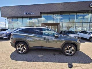 New 2022 Hyundai Tucson Hybrid Luxury for sale in Calgary, AB
