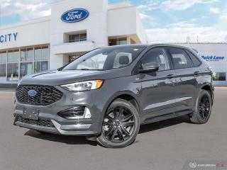 New 2021 Ford Edge ST Line for sale in Winnipeg, MB