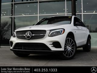 Used 2019 Mercedes-Benz AMG GLC 43 4MATIC Coupe for sale in Calgary, AB