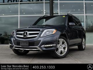 Used 2015 Mercedes-Benz GLK250BT BlueTEC 4MATIC SUV for sale in Calgary, AB