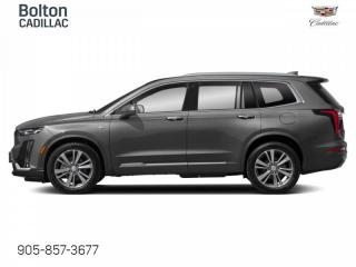 New 2022 Cadillac XT6 Premium Luxury - Leather Seats for sale in Bolton, ON