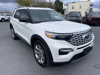 Used 2020 Ford Explorer Platinum for sale in Cornwall, ON