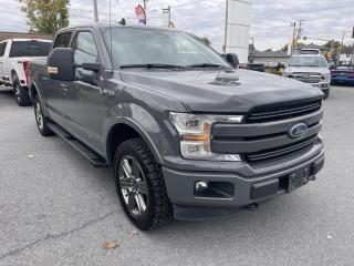 Used 2020 Ford F-150 Lariat for sale in Cornwall, ON