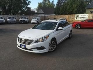 Used 2016 Hyundai Sonata GLS Special Edition for sale in Sarnia, ON