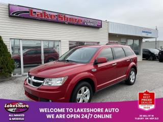 Used 2010 Dodge Journey SXT LOCAL TRADE for sale in Tilbury, ON