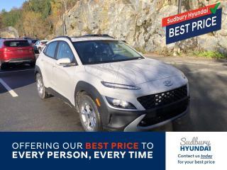 New 2022 Hyundai KONA 2.0L Preferred Sun & Leather Package for sale in Sudbury, ON