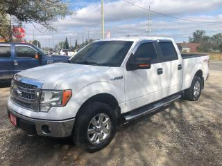 Used 2013 Ford F-150 XLT for sale in Stouffville, ON