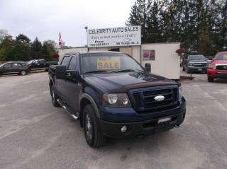 Used 2008 Ford F-150 4 DOOR 4X4 FX4 for sale in Elmvale, ON