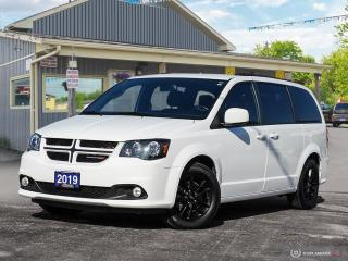 Used 2019 Dodge Grand Caravan GT, ONE OWNER, LOW KMS, LOADED for sale in Orillia, ON