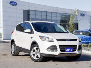 Used 2015 Ford Escape SE HEATED SEATS | BACK UP CAMERA for sale in Winnipeg, MB