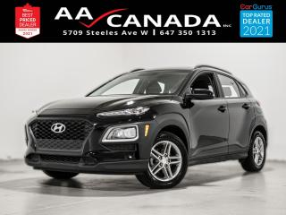 Used 2020 Hyundai KONA Essential for sale in North York, ON