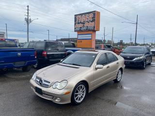 Used 2005 Mercedes-Benz C-Class 1.8L Kompressor*RUNS&DRIVES GREAT*AS IS SPECIAL for sale in London, ON