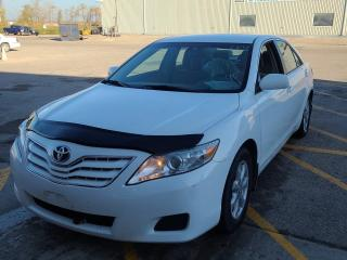 Used 2011 Toyota Camry LE for sale in Winnipeg, MB