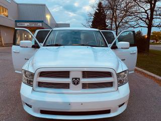 Used 2011 RAM 1500 SPORT for sale in Mississauga, ON