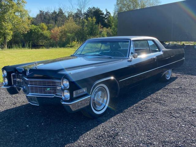 1966 Cadillac DeVille COUPE