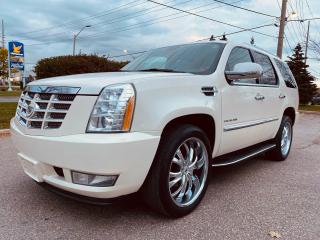 Used 2010 Cadillac Escalade PREMIUM for sale in Mississauga, ON