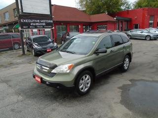 Used 2008 Honda CR-V EX/ AWD / SUNROOF / PWR GROUP / 4 CYL / A/C /CLEAN for sale in Scarborough, ON