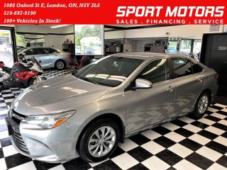 Used 2016 Toyota Camry LE+Camera+Bluetooth+Cruise+2 Keys+Rust Proofed for sale in London, ON
