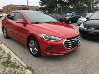 Used 2017 Hyundai Elantra SE,CERTIFIED,NO ACCIDENT,ALLOYS,CAMERA,H/SEATS for sale in Toronto, ON