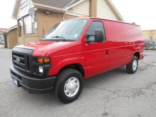 Used 2009 Ford Econoline Commercial Only 94k Certified No Cargo windows for sale in Etobicoke, ON