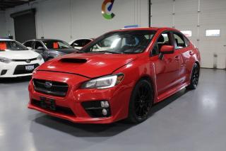 Used 2015 Subaru WRX w/Sport Pkg for sale in North York, ON