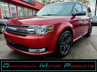 Used 2014 Ford Flex SEL AWD for sale in London, ON