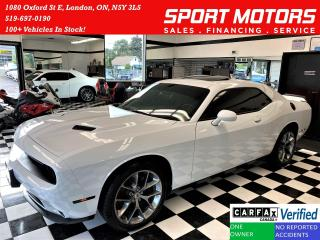 Used 2020 Dodge Challenger SXT Premium Plus+Adaptive Cruise+CLEAN CARFAX for sale in London, ON