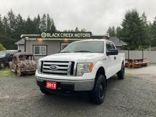 Used 2012 Ford F-150 XLT for sale in Black Creek, BC