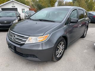 Used 2011 Honda Odyssey EX for sale in Gloucester, ON