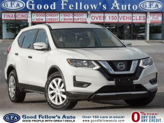 Used 2017 Nissan Rogue REARVIEW CAMERA, LEATHER & HEATED SEATS for sale in Toronto, ON