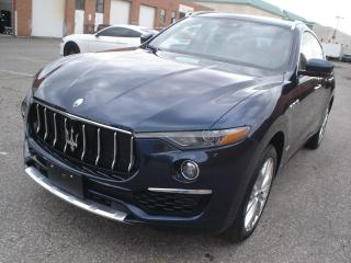 Used 2019 Maserati Levante GranLusso for sale in Mississauga, ON