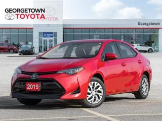 Used 2019 Toyota Corolla LE for sale in Georgetown, ON