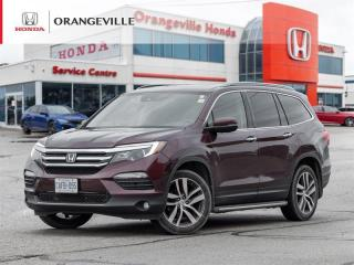 Used 2017 Honda Pilot Touring NEW ARRIVAL!! for sale in Orangeville, ON
