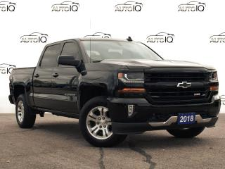 Used 2018 Chevrolet Silverado 1500 2LT Low Low K'S Great condition for sale in Tillsonburg, ON