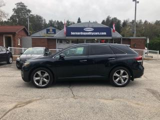Used 2014 Toyota Venza LIMITED for sale in Flesherton, ON