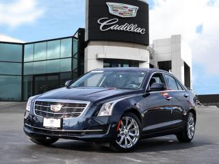 Used 2017 Cadillac ATS 2.0L Turbo for sale in Burlington, ON