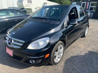 Used 2010 Mercedes-Benz B-Class B 200 for sale in Oshawa, ON