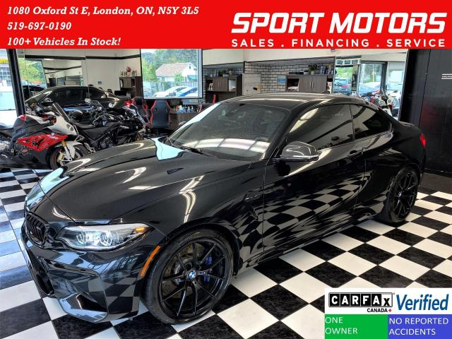 2018 BMW M2 M2 ShadowEdition 1 of 50+CarbonFiber+ACCIDENT FREE