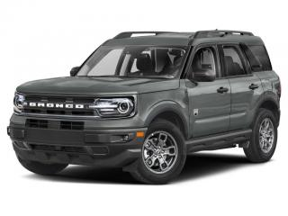New 2021 Ford Bronco Sport BIG BEND for sale in Fort Saskatchewan, AB