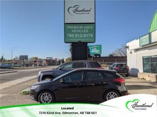 Used 2015 Ford Focus BACK UP CAMERA | ALLOY WHEELS | INSPECTED-USED EDMONTON FORD DEALER for sale in Edmonton, AB