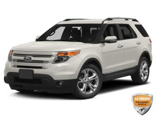 Used 2013 Ford Explorer Limited | 4x4 | You Safety You Save!! for sale in Oakville, ON