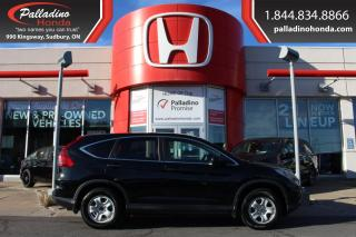 Used 2016 Honda CR-V LX for sale in Sudbury, ON