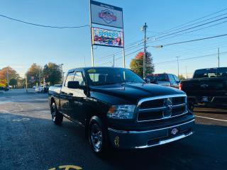 Used 2012 RAM 1500 ST / SUPER CLEAN / LOW KMS! for sale in Truro, NS