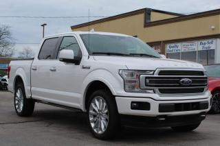 Used 2019 Ford F-150 Limited  for sale in Brampton, ON