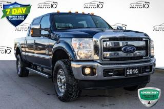 Used 2016 Ford F-350 XLT LOW MILEAGE CREW CAB for sale in Innisfil, ON